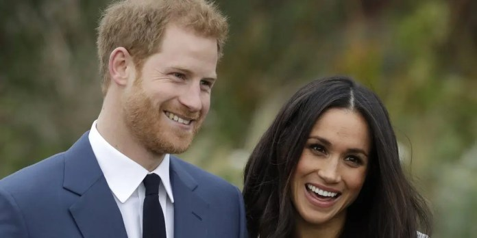 Prince Harry and Meghan split with the British royal family