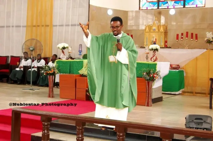 Nigerian Catholic priest says Silhouette Challenge is immoral and P0N0GRAPHIC