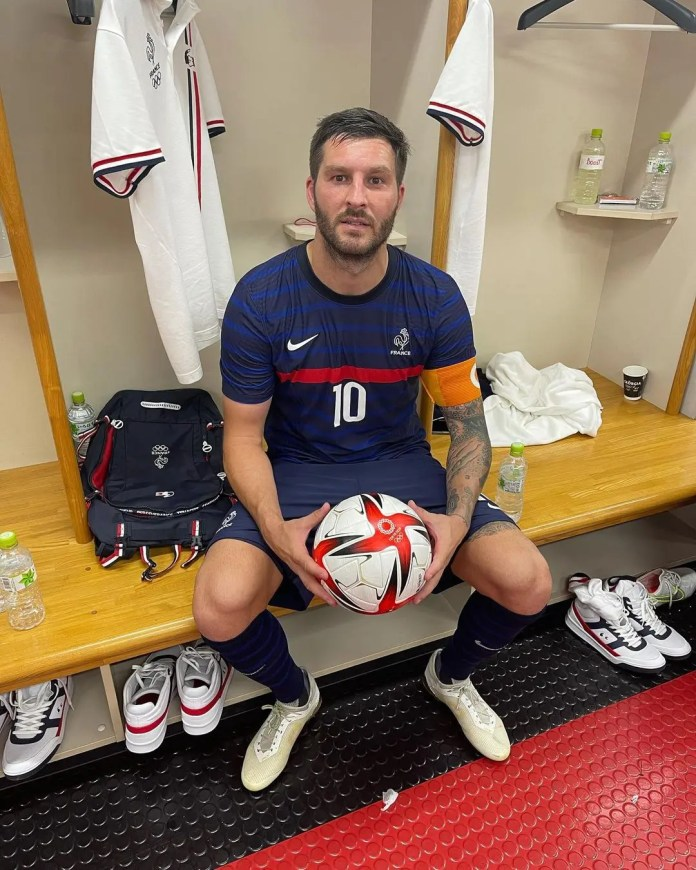 Tokyo Olympics: Gignac scores a hat-trick for France as they beat South Africa 4 – 3