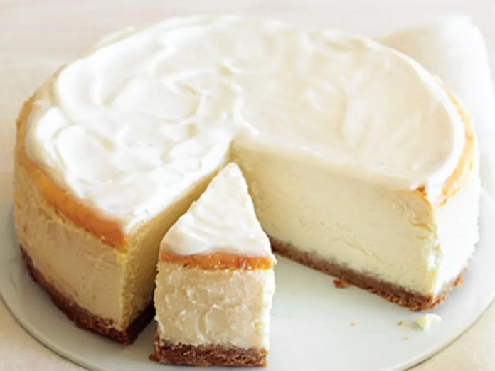 Easy way to make a Low-fat cheesecake – Recipe