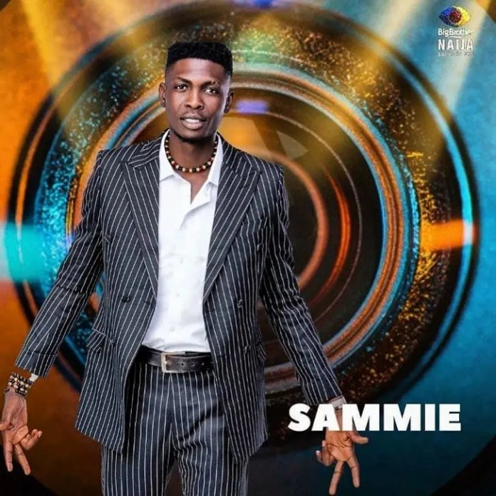 BBBNaija: Sammie evicted from the house