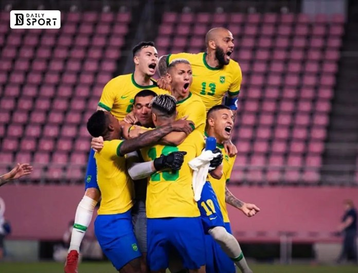 Tokyo Olympics: Brazil win on penalties to set up final with Spain