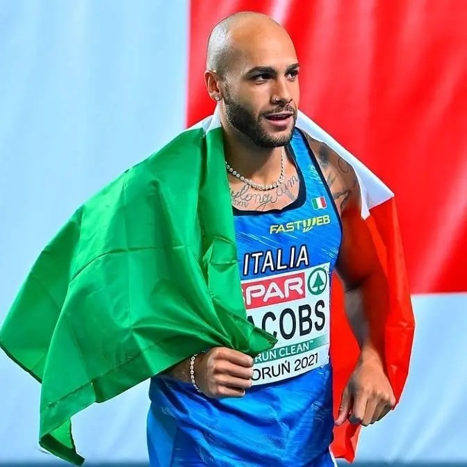 Italian sprinter Lamont Marcell Jacobs succeeds Bolt as the fastest man at the Tokyo Olympics