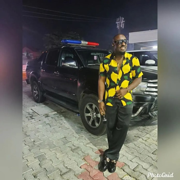 Jim Iyke: Acting is my first love and the easiest gift from God