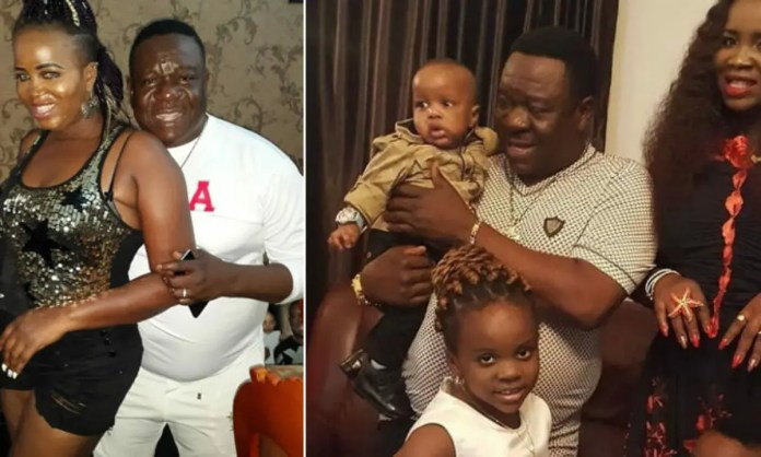 Mr. Ibu: I asked God to make my children look like their mother because I am not good looking