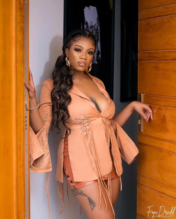 BBNaija's Angel Smith cries out: I am 21 please stop calling me ma