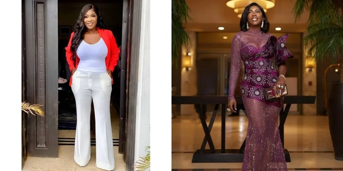 Mercy Johnson gushes over Tiwa Savage's hit song Somebody's Son