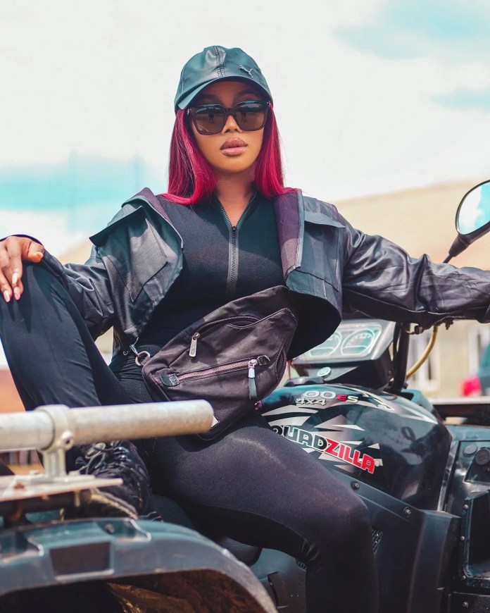 Toke Makinwa: Stop offering advice to your friends on social media