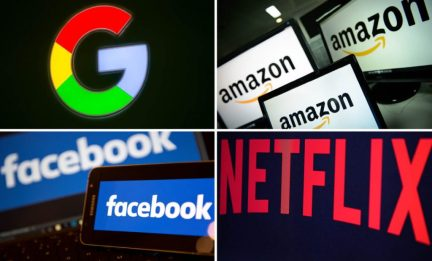 Image result for POWER OF TECH GIANTS