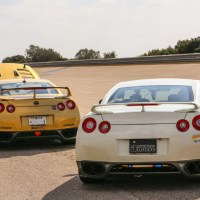 377 km/h in 20.54 sec! Top Secret's  GTR R35 sets speed record in Nardo Italy.