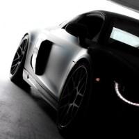 Audi R8 Black Matte by SR Auto Group