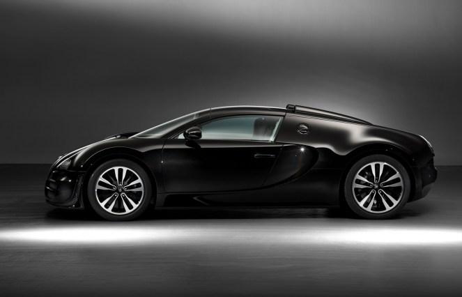"Bugatti Veyron Vitesse Legend ""Jean Bugatti"""