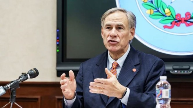 Gov. Greg Abbott tells Texans to stay home except for essential ...
