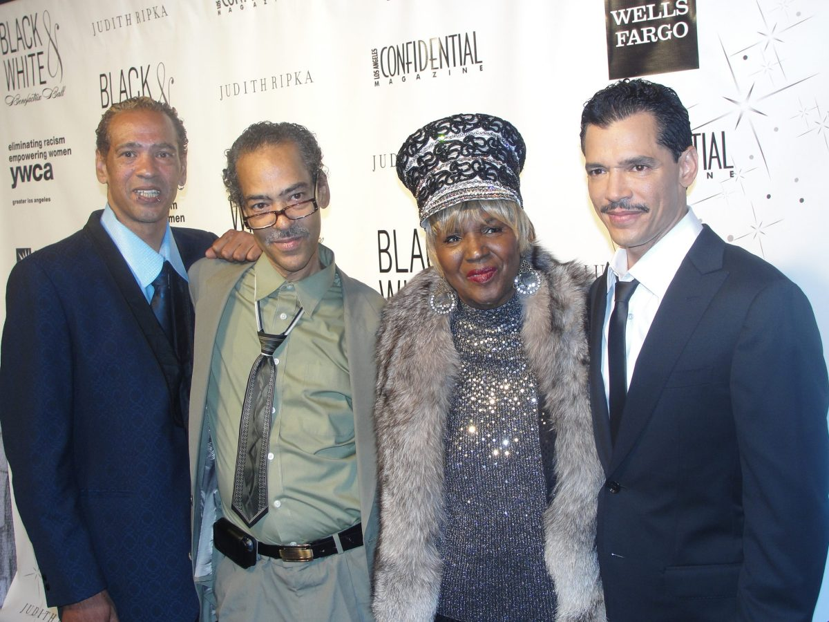 Singer El DeBarge Making the Best of Second Chance