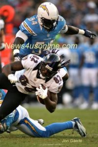 Baltimore Ravens wide receiver Torrey Smith (82) and the offense could have a big impact this season. Photo Credit: jon Gaede/News4usonline.com