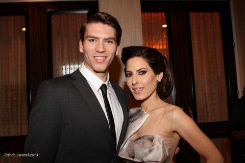 Kerri Kasem and Jesse Kove. Premiere Networks. Photo: Erlinda Olvera /News4usonline.com