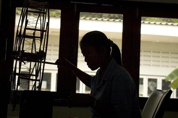 Human Trafficking: Not Just a Man's Profit