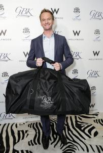 HOLLYWOOD, CA - SEPTEMBER 21:  Actor Neil Patrick Harris attends the GBK Productions Luxury Lounge during Emmy's Weekend on September 21, 2013 in Hollywood, California.  (Photo by Tiffany Rose/WireImage) *** Local Caption *** Neil Patrick Harris