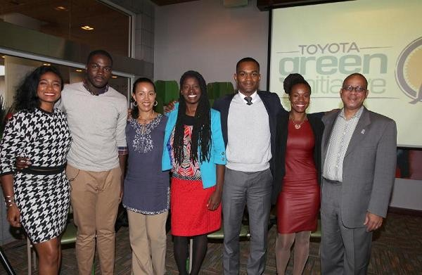 TOYOTA GREEN INITIATIVE COALITION MEMBERS