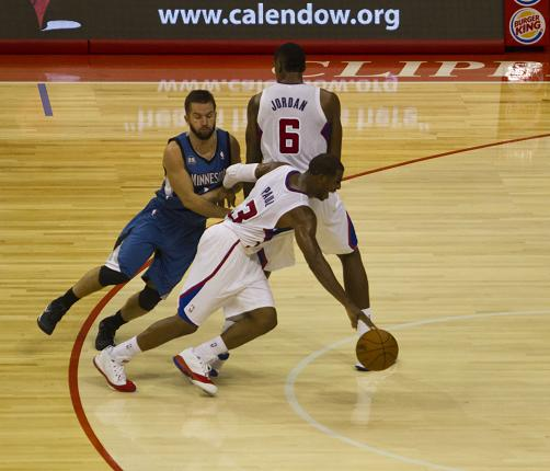 Chris Paul and the Clippers are expected to improve defensively under coach Doc Rivers. Photo Credit: Jevone Moore/News4usonline.com