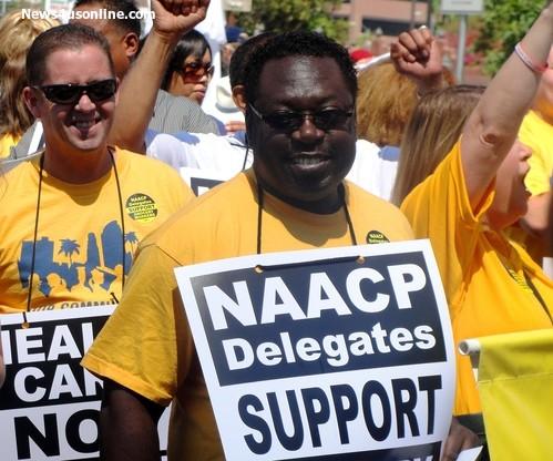Has the NAACP lost its relevancy today? Photo Credit: Dennis J. Freeman/News4usonline.com