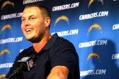Quarterback Philip Rivers is feeling good after a San Diego Chargers win. Photo Credit: Dennis J. Freeman/News4usonline.com