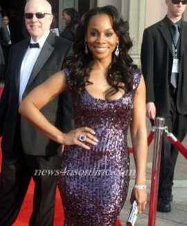 """Anika Noni Rose was part of the """"For Colored Girls"""" cast that won an NAACP Image Award for Outstanding Motion Picture. Photo Credit: Dennis J. Freeman/News4usonline.com"""