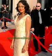 Tatyana Ali won an NAACP Image Award for Outstanding Actress in a Daytime Drama Series for Young and the Restless. Photo credit: Dennis J. Freeman/News4usonline.com