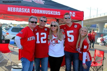 Nebraska bandwagon faithful