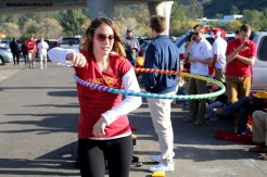 A hula dance for the Trojans