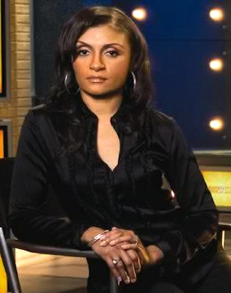 """The Insider"" Executive Producer Monique Chenault"