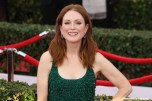 Actress Julianne Moore (Still Alice) is all smiles on the red carpet of the 21st SAG Awards in Los Angeles. Photo by Dennis J. Freeman/News4usonline.com