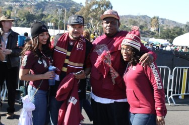 More Seminoles love...Photo by Dennis J. Freeman?news4usonline.com