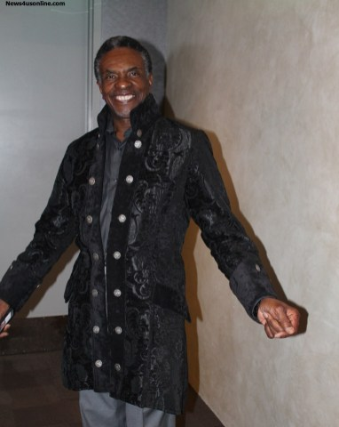 Actor Keith David celebrate style at the 2015 GBK Golden Globes Gift Lounge at the W Hotel in Hollywood. Photo by Dennis J. Freeman/News4usonline.com