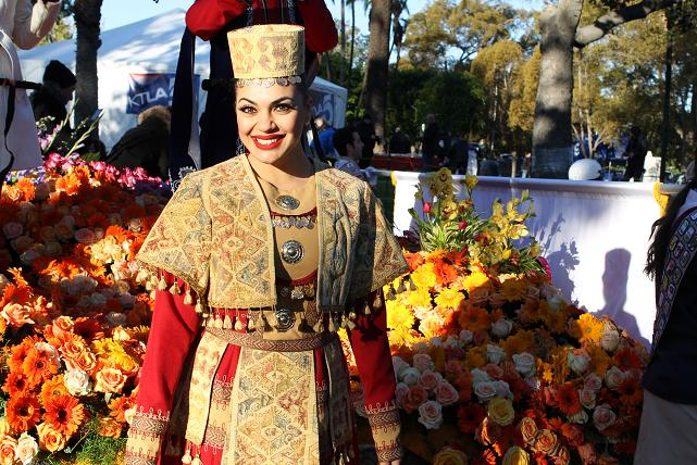 American Armenian Rose Float Association