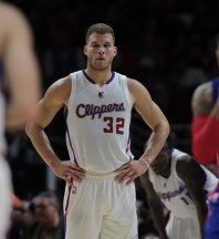 Blake Griffin scored 18 points in the Clippers' 113-91 win against the Detroit Pistons on Dec. 15, 2014. Photo by Jevone Moore/News4usonline.com
