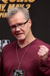 Boxing trainer Freddie Roach. Photo Credit: Jevone Moore/News4usonline.com