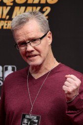 Boxing trainer Freddie Roach. Photo Credit: Jevone Moore/News4usonline.com