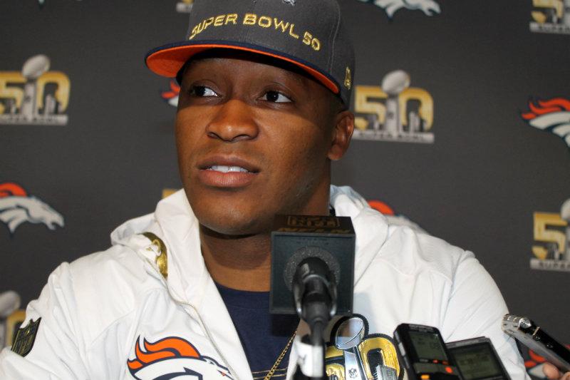 Demaryius Thomas has spent his entire career with the Denver Broncos. Photo by Dennis J. Freeman/News4usonline.com