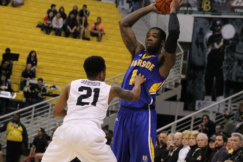 Justin Bibbins and the Long Beach State 49ers forced UC Riverside to turn the ball over 18 times.