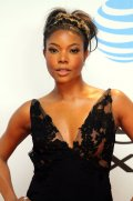 Actress Gabrielle Union stops traffic on the red carpet at the 2016 NAACP Image Awards. Photo by Dennis J. Freeman/News4usonline.com