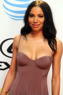 """Underground"" star Jurnee Smollett Bell attends the 2016 NAACP Image Awards. Photo by Dennis J. Freeman/News4usonline.com"