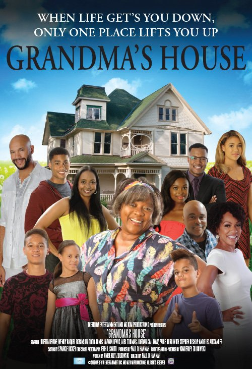 """Grandma's House is Jazsmin Lewis' latest venture in film. Photo courtesy of Jazsmin Lewis/Coleman Entertainment Group"