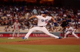 The Dodgers' Clayton Kershaw has figured out the rest of Major League Baseball's hitters. Photo by Astrud Reed.