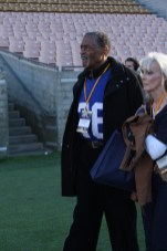 Hall of Famer Rosey Grier Photo by Astrud Reed/News4usonline