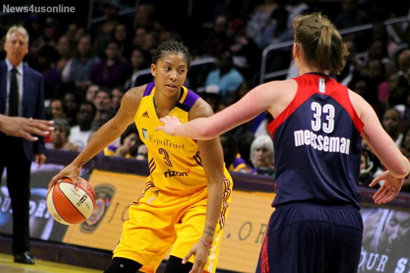 Candace Parker, Sparks are WNBA's best – News4usonline