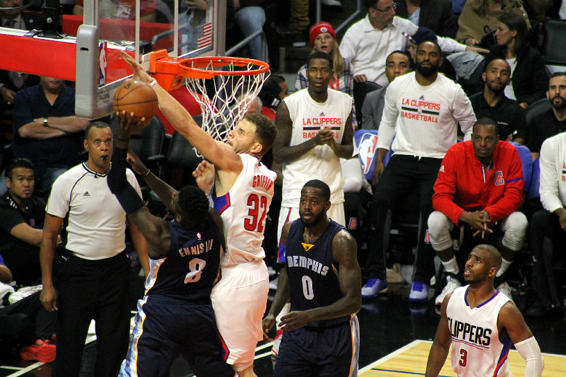 Blake Griffin is back to playing at MVP form this season. Photo by Dennis J. Freeman/News4usonline.com