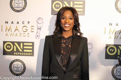 """Queen Sugar"" actress Rutina Wesley is a NAACP Image Awards nominee. Photo by Dennis J. Freeman/News4usonline.com"