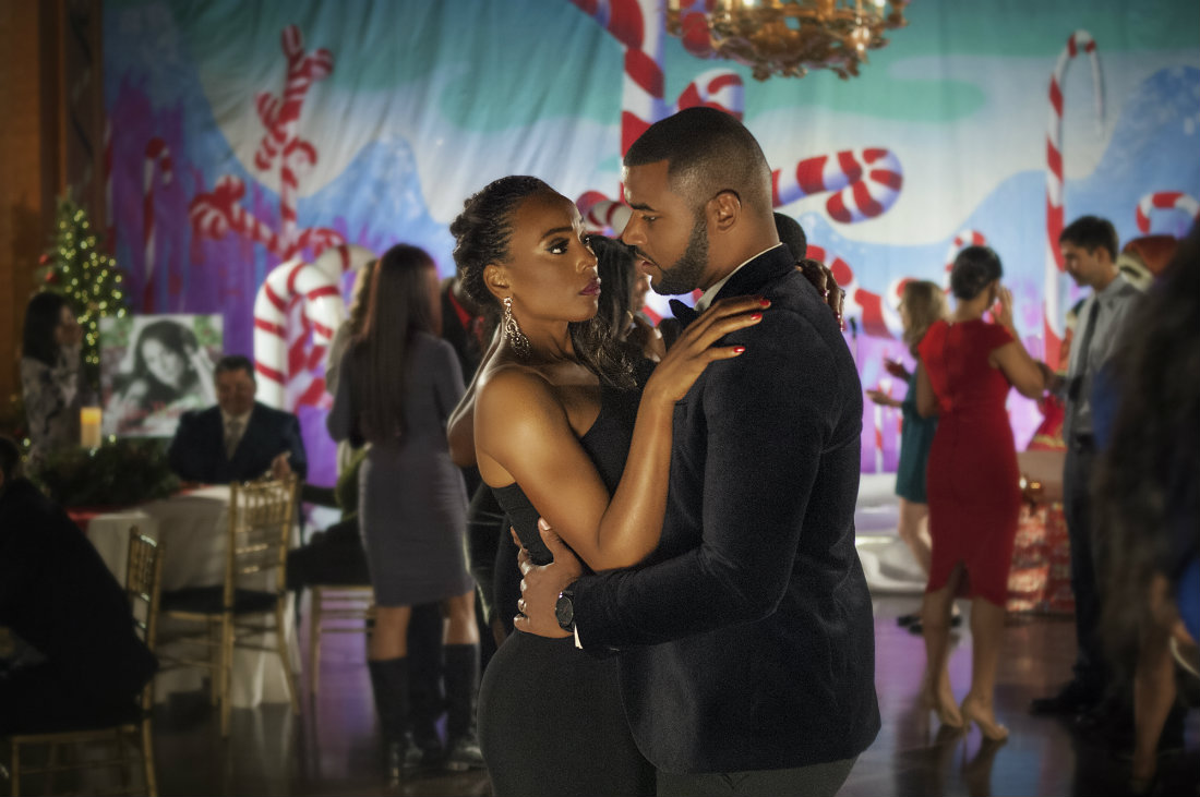 An irresistible Erica Ash lights up 'Miss Me This Christmas'