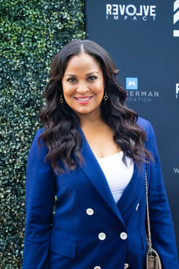 Laila Ali attends the Athletes for Impact Awards on Monday, July 16, 2018. Photo by Jada Stokes for News4usonline